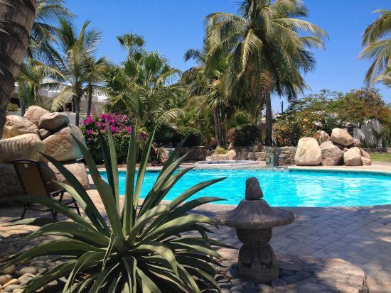 Club El Moro: Pool area