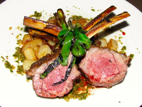 Litchfield's : Colorado Lamb Rack