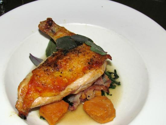 Litchfield's : Roasted Arizona Chicken with Gnocchi