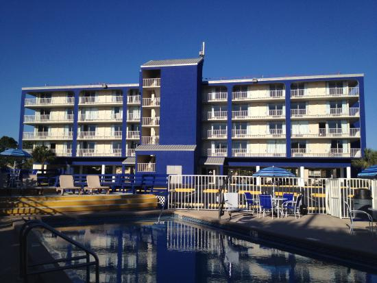 Ocean View Hotels In Panama City Beach