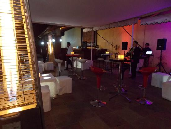 Evento Especial Terraza Picture Of Hotel Spa Casa