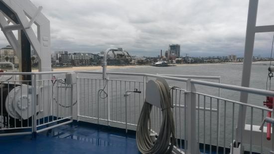Spirit of Tasmania: Port of Melbourne