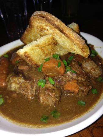 Auld Dubliner Irish Pub : Irish Stew - Yum!