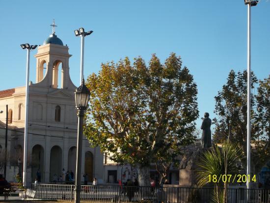 Villa Cura Brochero, Argentina: Iglesia del pueblo