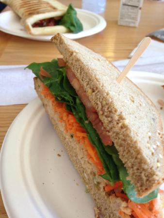 Wildflour Bakery : Healthy and delicious!