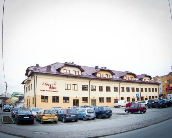 Złota Róża Hotel