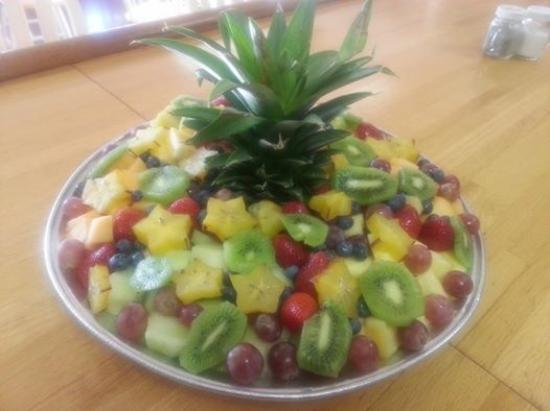 Front Royal, VA: Fruit Platters and More!