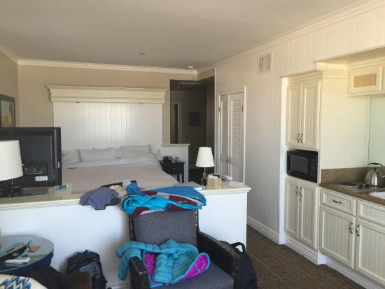 Hermosa Beach, Californien: Bedroom