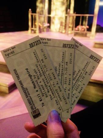 Orlando Shakespeare Theater: To Kill a Mocking Bird