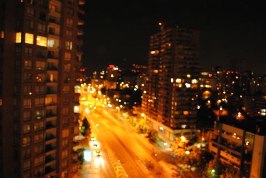Norus Apartments Las Condes: vista desde la habitacion