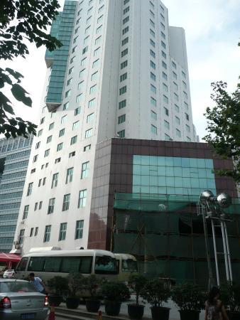 Jinling Mingdu Hotel Changzhou: ホテルの全景