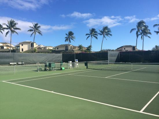 Poipu Kai Tennis Center