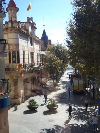 Canet de Mar, İspanya: Ateneu de Canet (former Council chambers)