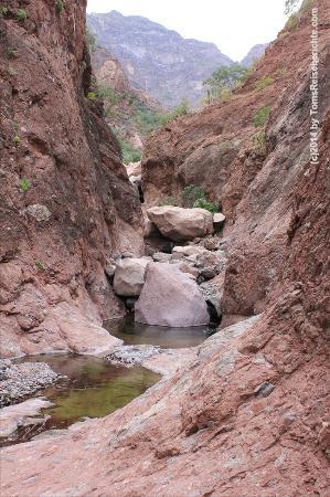 Hotel Tripui : Tabor Canyon Hike