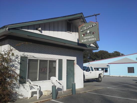 Chasers Sports Bar Oak Island Nc Menu