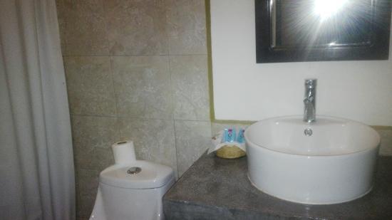 Hotel Vina Espanola: baño 1