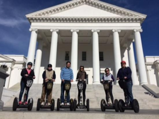 Segway of Richmond : We did it!  Awesome Experience!
