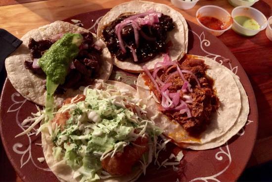 La Condesa Gourmet Taco Shop: Tacos