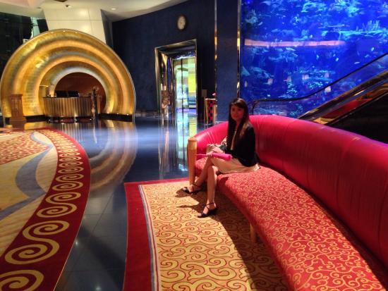 Junsui Restaurant Entrance Picture Of Junsui Dubai