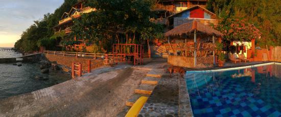 Portulano Dive Resort: Resort Facade