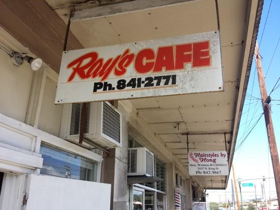 Ray S Cafe Honolulu