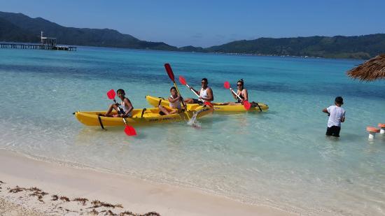 Graham's Place: Aprendiendo a usar kayak