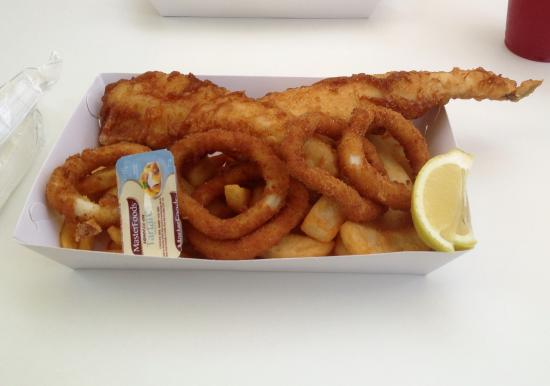 Beach Street Seafood: The Lunch Pack