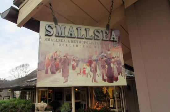 Smallsea: A Metropolis in Miniature: Smallsea:  A Metropolis in Miniature, Carmel, Ca
