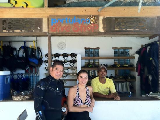 Portulano Dive Resort: Dive Center for Gear Rentals & Dive Bookings