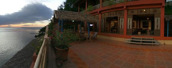 Portulano Dive Resort: Sundeck