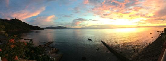 Portulano Dive Resort: Sunset Views