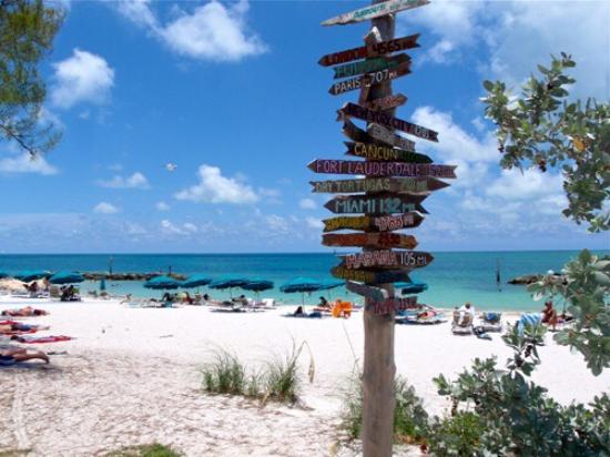 Key West Marriott Beachside Hotel Beautiful Beach