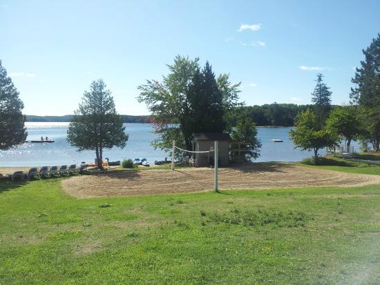 Hidden Valley Resort: Peninsula Lake
