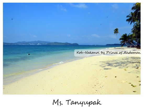 Ko Nakha Noi, Tailândia: เกาะนาคาน้อย