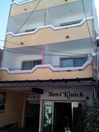 Hotel Kinich: buen hotel!!