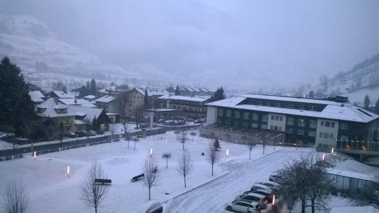 Impuls Tirol Hotel: from the room  balcony