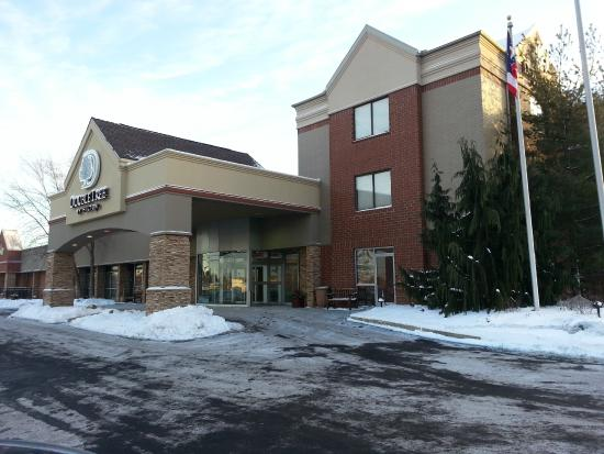 Doubletree by Hilton Hotel Akron - Fairlawn: The Doubletree Fairlawn