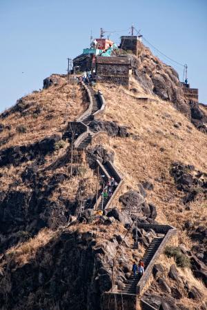 Gujarat, India: Gorakhnath temple