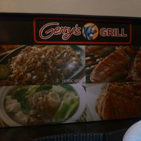 gerry s grill restaurant case study