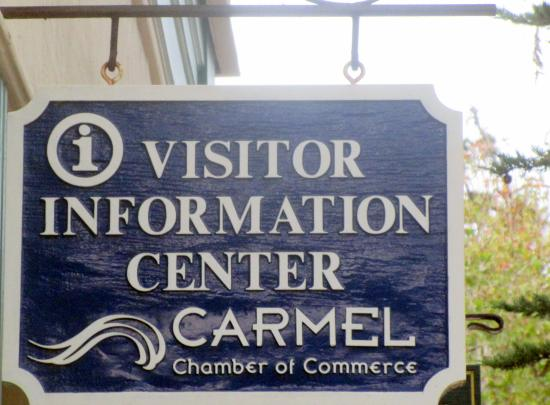‪Carmel Visitor Information Center‬