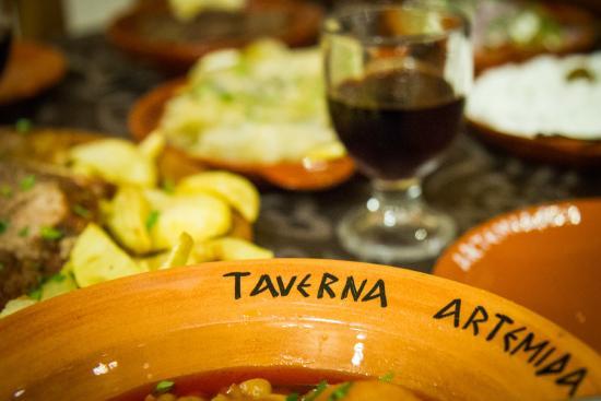 Artemida Taverna