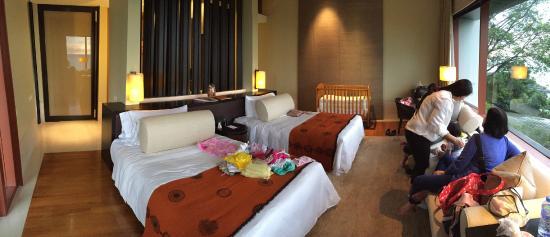 Seaview Deluxe room