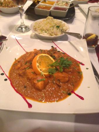 Panacea Premier Indian Dining: Chicken curry, so much flavour!