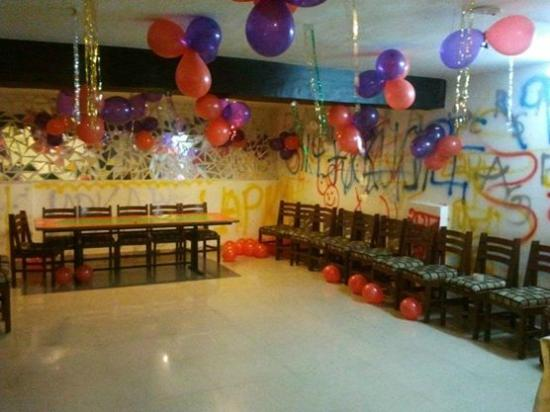 Birthday Party Picture Of Tehkhana Restaurant Bar