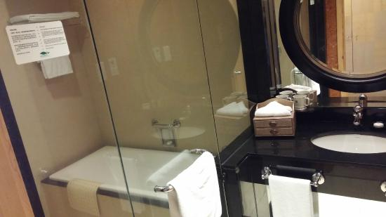 Junhua Haiyi Hotel: bathroom