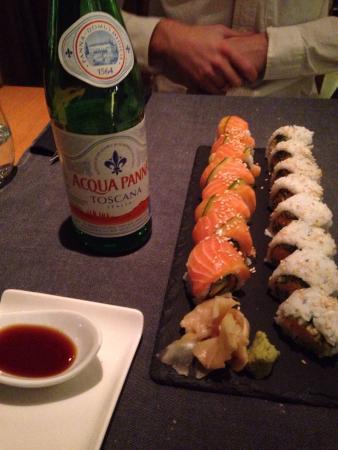 Parq: Sushi roll