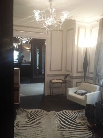 Hotel Ares Paris : Common area