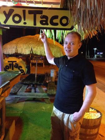 Yo Taco: Yo! It's me!!!