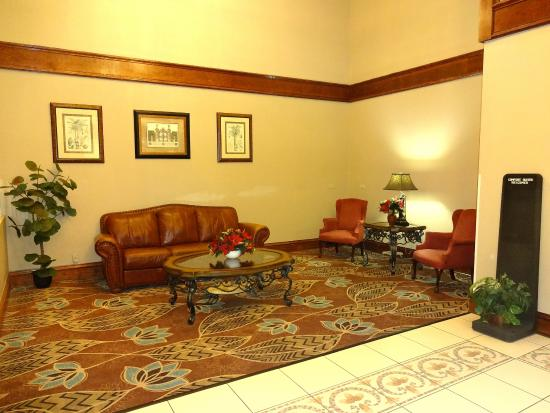 Comfort Suites Hotel - Lansing: Lobby