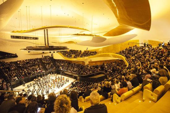 Restaurants Philharmonie De Paris